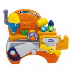 Музыкальная игрушка Chicco Говорящий набор Плотник 69032.000.180