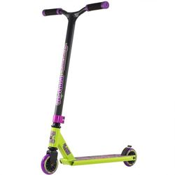 Самокат Slamm SL145-01 Urban III goblin green/purple