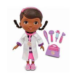 Доктор Плюшева кукла с аксессуарами, 14 см 90045