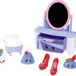Игровой набор Шопкинс Модные тренды стильное трюмо Shopkins 56091/56107