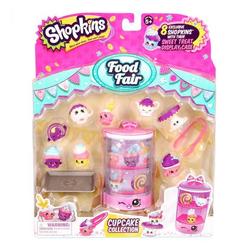 Игровой набор Шопкинс Вкусная ярмарка Сладости кексы Shopkins 56092