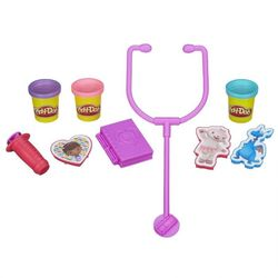 Пластилин Play-Doh Доктор Плюшева A6077H