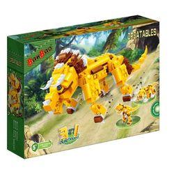 Конструктор 3 в 1 Creatables Динозавр 328 деталей BanBao 6852