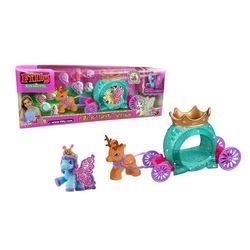 Игровой набор Filly Бабочки с блестками Волшебная карета Филли M770143-3850