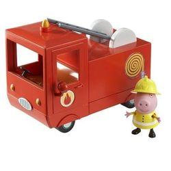 Свинка Пеппа Игровой набор Пожарная машина Пеппы + фигурка Peppa Pig 29371