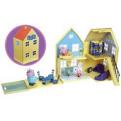 Свинка Пеппа Игровой набор Загородный домик Пеппы Peppa Pig  4 фигурки 20836