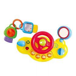 Активный игровой центр Руль c ключами PlayGo 2505
