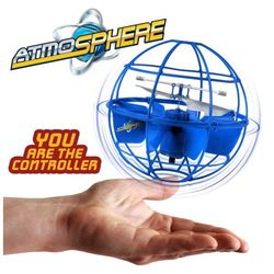 Сенсорная игрушка AirHogs Летающий шар 44475