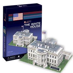 3D пазл объемный Белый дом Вашингтон C060h
