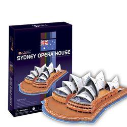 3D пазл объемный Сиднейский Оперный Театр Сидней C067h
