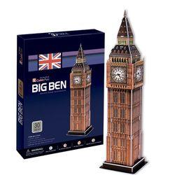 3D пазл объемный Биг бен 2 Лондон C703h