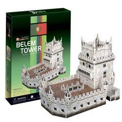 3D пазл объемный Башня Белен Португалия C711h