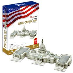 3D пазл объемный Капитолий США MC074h