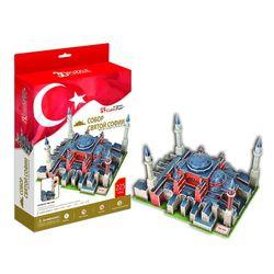 3D пазл объемный Собор Святой Софии Турция MC134h