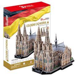 3D пазл объемный Кёльнский собор Германия MC160h