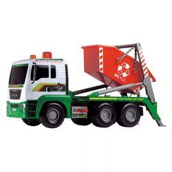 Dickie Мусоровоз с большим контейнером AirPump 48 см 3809002