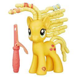 Игровой набор My Little Pony Милые кудряшки Эпплджек B3603EU4