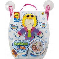 Набор фигурок-стикеров для ванной Одень куклу 806