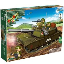 Конструктор BanBao Танк World Defence Force 120 деталей 8246