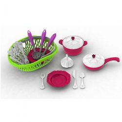 Набор посуды Кухонный сервиз Волшебная Хозяюшка 23 предмета Н-626