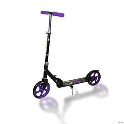 Самокат двухколесный Explore Climber фиолетовый