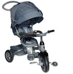 Трехколесный велосипед Modi Q Play надувное колесо ST10 grey