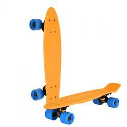 Скейтборд Lamborghini LB1O оранжевый