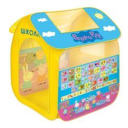 Детская игровая палатка Свинка Пеппа Учим азбуку с Пеппой 30011