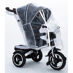 Дождевик для трехколесного велосипеда