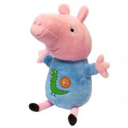 Мягкая игрушка Peppa Pig Джордж звук 25 см 30116