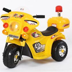 Электромобиль Moto 998-YELLOW