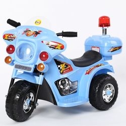 Электромобиль Moto 998-BLUE