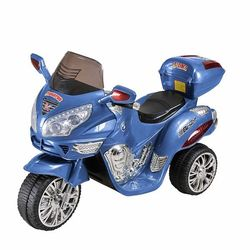 Электромобиль Moto HJ 9888 синий