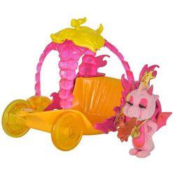 Карета дракончиков Safiras 5952180_оранжево-розовый
