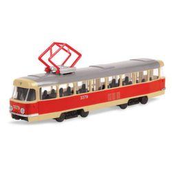 Трамвай Технопарк инерционный X600-H09111-R