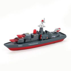Корабль Технопарк свет, звук SB-14-19