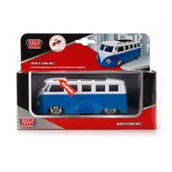 Автобус Технопарк инерционный свет, звук FY8011-WB
