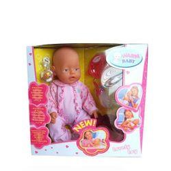 Пупс Baby Doll (пьет, сосет соску, писает) B1406474
