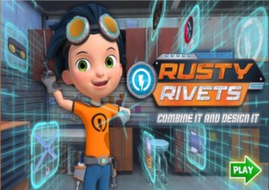 Игрушки Rusty Rivets | Игрушки Расти механик